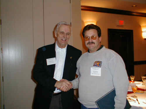Bill meets Don Piccard.